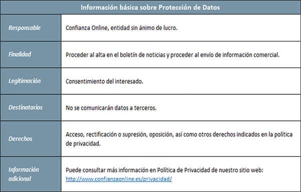 Cómo aplicar en tu web el sistema de información por capas